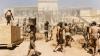 Israelite work camp in Egypt.