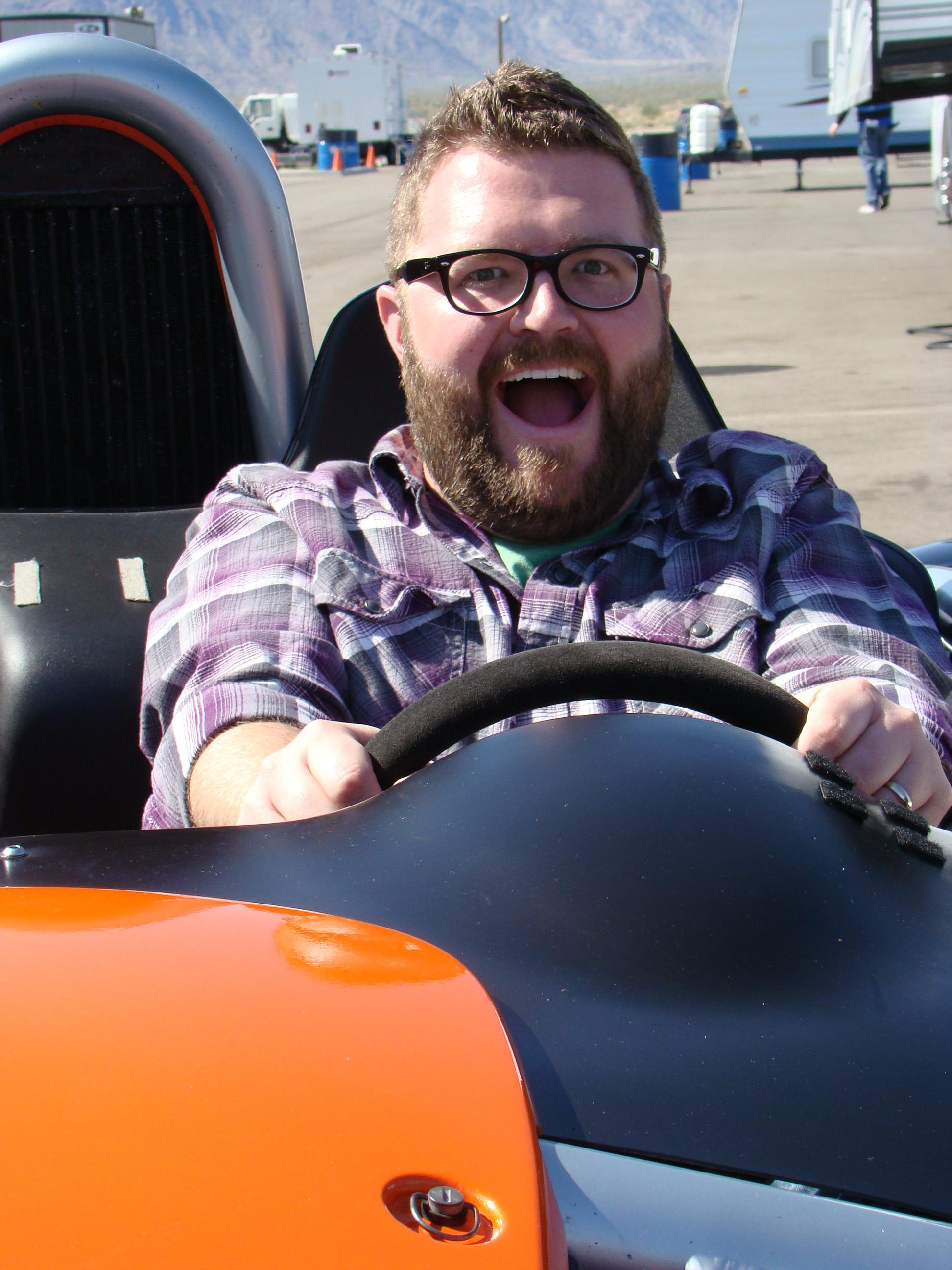 Rutledge Wood Top Gear