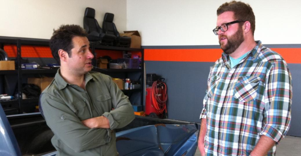 Top Gear, Adam Ferrara, Rutledge Wood