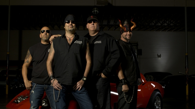 Counting Cars Danny Koker Married