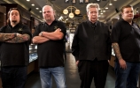 pawn stars cast, rick harrison, corey harrison, old man, chumlee russell, history