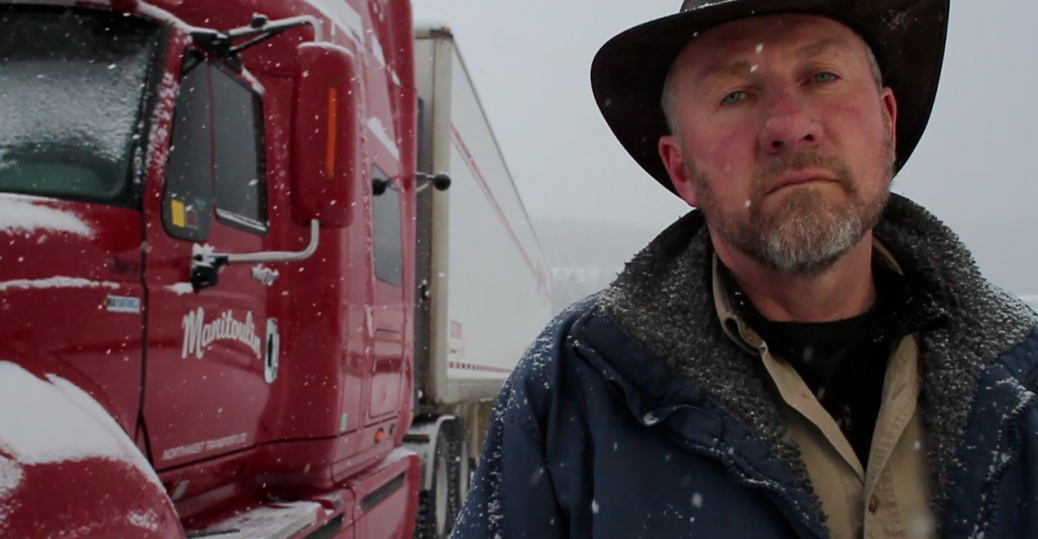 Ice Road Truckers, Alex Debogorski