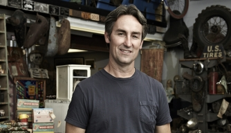 Mike Wolfe From American Pickers Married