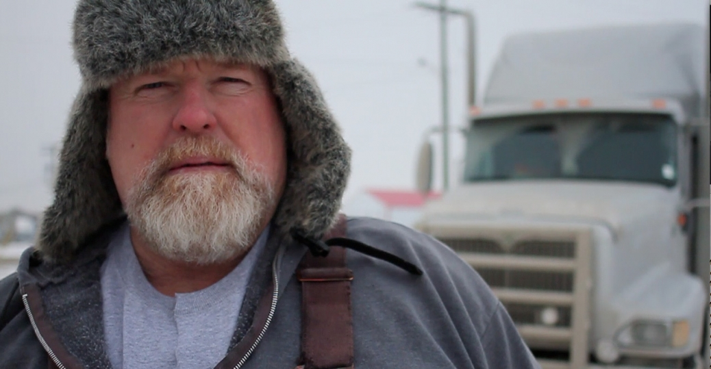 Ice Road Truckers, Hugh Rowland