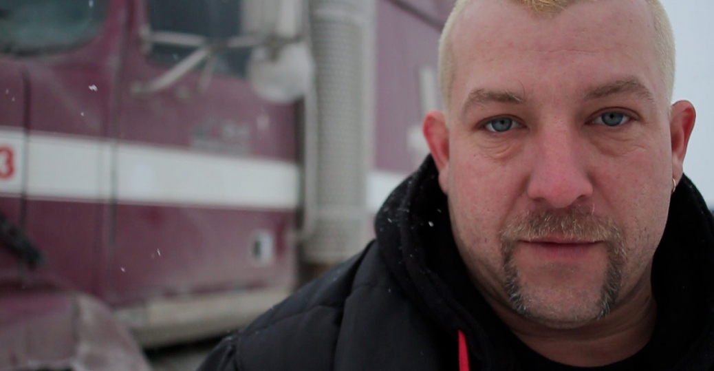 Rick Yemm, Ice Road Truckers