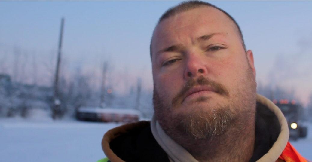 "Ron ""Porkchop"" Mangum, Ice Road Truckers"