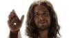 Jesus appears to John the Apostle on Patmos. (Photo Credit: Joe Alblas)