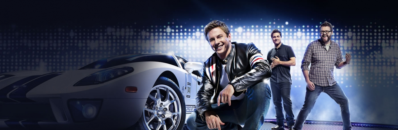 Top Gear key art hero