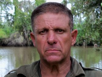Swamp Man Shelby Stanga