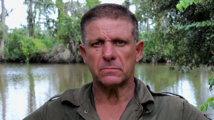 """Shelby """"Swamp Man"""" Stanga - Ax Men Cast - HISTORY.com"""