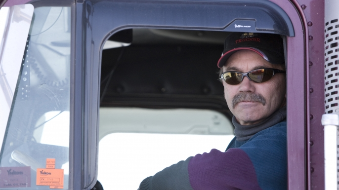 Ice Road Truckers, Drew Sherwood, IRT