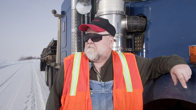 Ice Road Truckers, George