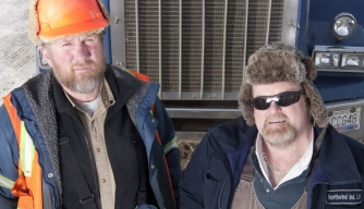 IRT, Ice Road Truckers, Hugh Rowland, Alex Debogorski
