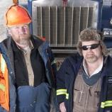 IRT, Ice Road Truckers, Hugh Rowland, Alex Debogorski