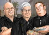 Pawn Stars facebook game illustration, pawn stars game, pawn stars facebook