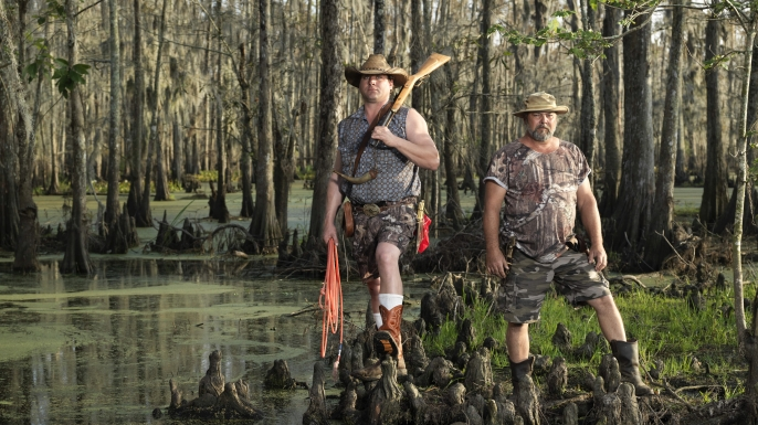 swamp people, david la dart