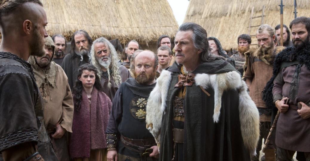 Ragnar, Earl Haraldson, Vikings