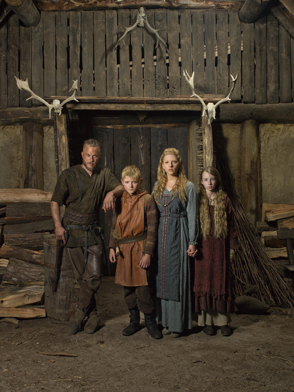 History Channel Vikings Series