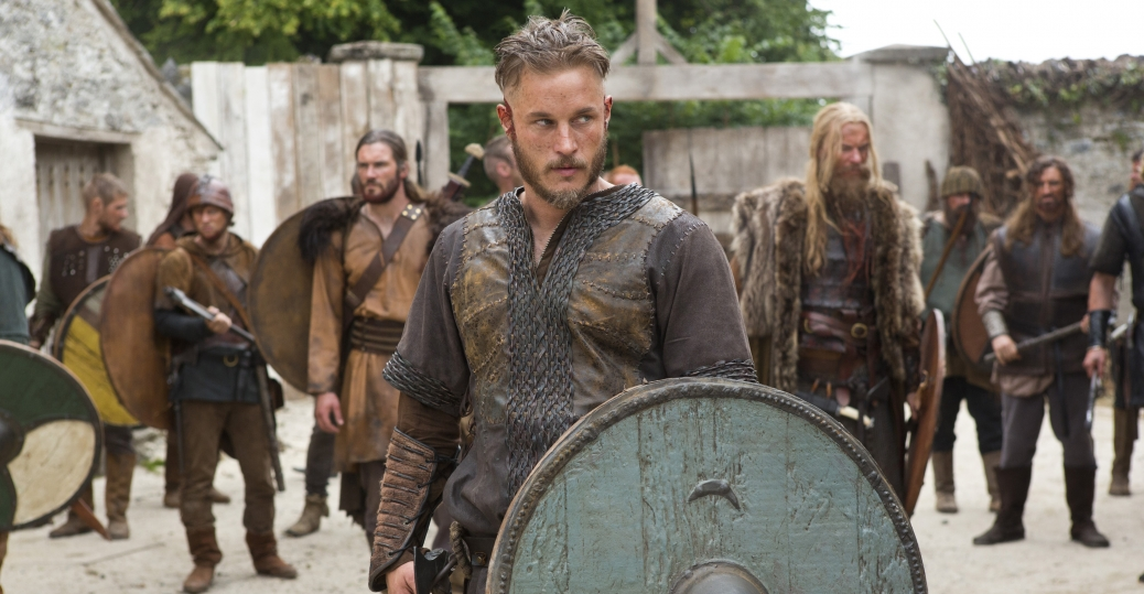 Ragnar's hairstyle. How would it look? : malehairadvice