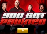 Pawn Stars game, You Got Pawned game, Pawn Stars game