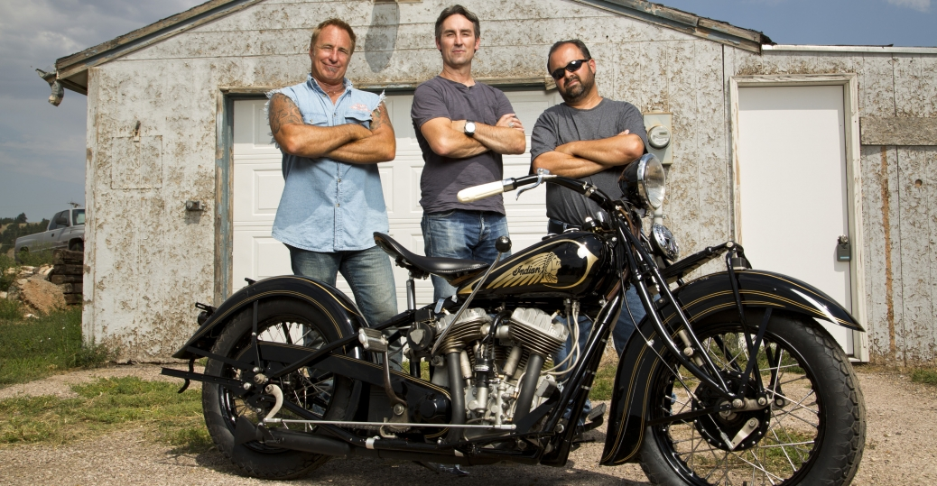 Mike Wolfe, American Pickers, History, American Restoration, Rick Dale