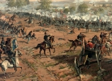 history, history channel, america the story of us, battle of gettysburg