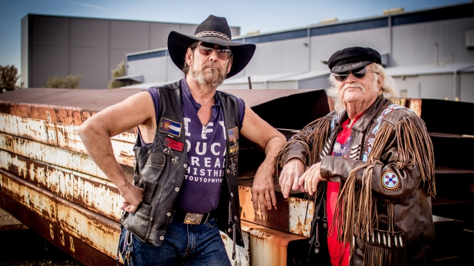 big rig bounty hunters, animal, history, steve and animal