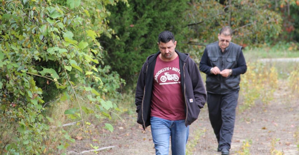 big rig bounty hunters, john and gene, history