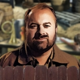 Mike Wolfe, American Pickers, History, Frank Fritz
