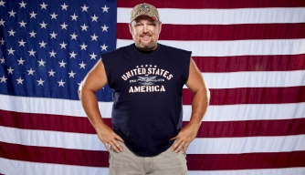 Larry the Cable Guy, Only in America