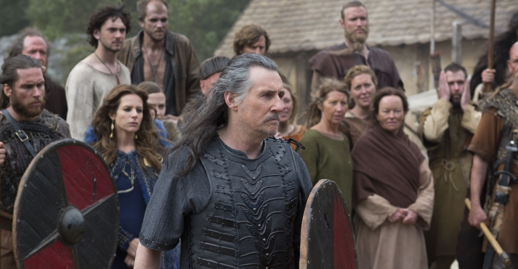 Vikings, Earl Haraldson
