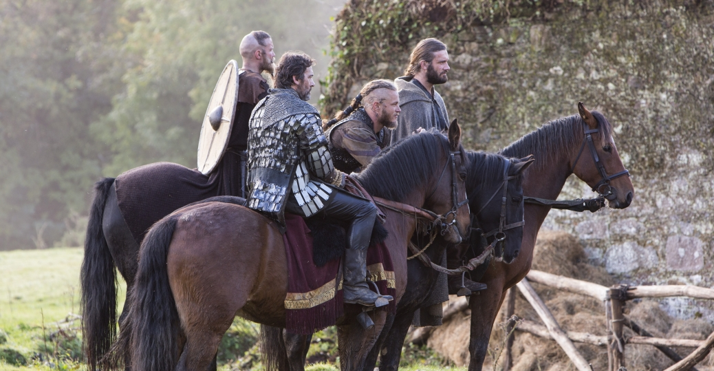 Vikings, Ragnar, Rollo