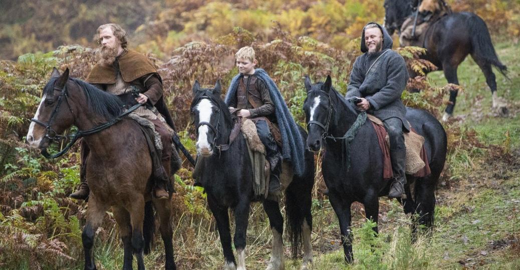 Vikings, Bjorn, Ragnar