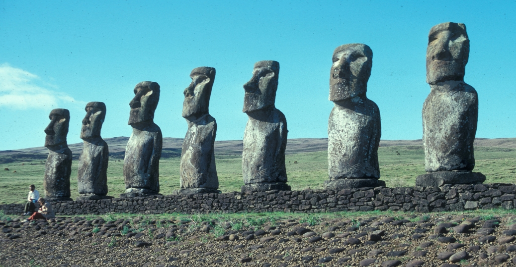 ancient aliens, h2, history international, easter island
