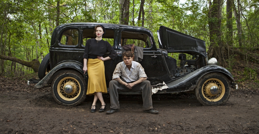 Emile Hirsch and Holliday Grainger