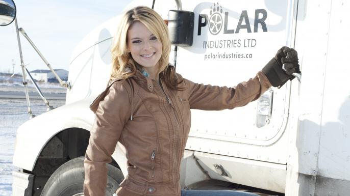 Ice Road Truckers, Lisa Kelly