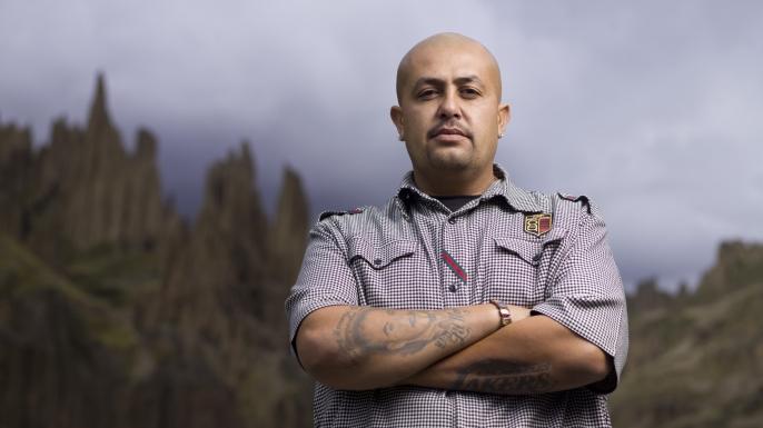 Tino Rodriguez, IRT Deadliest Roads