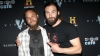 Travis Fimmel and Clive Standen (Photo Credit: Paul A. Hebert/WireImage)