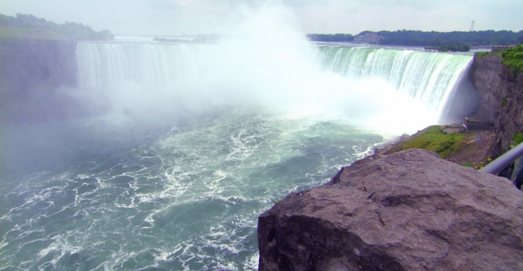 how the earth was made, niagara falls,