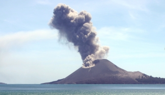 how the earth was made, volcano, krakatau, krakatoa,