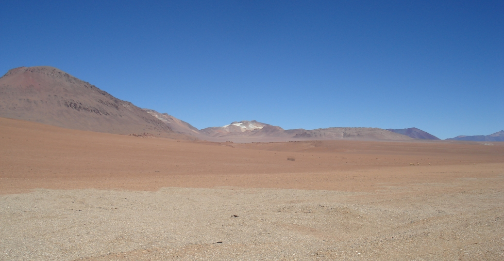 how the earth was made, atacama desert