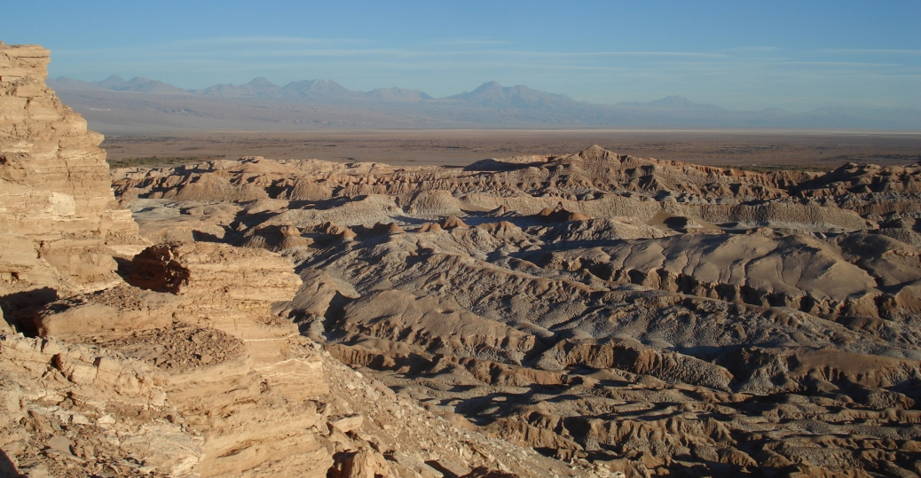 how the earth was made, valle de la luna, valley of the moon