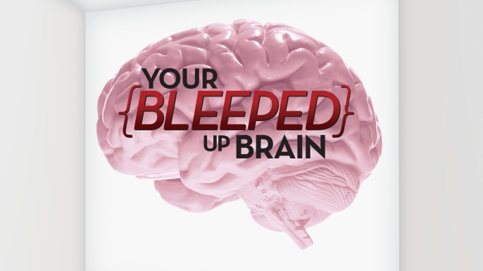 your bleeped up brain, h2, history international, history