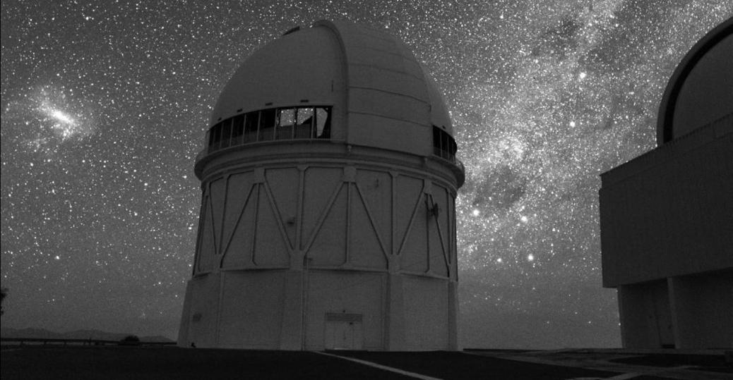 the universe, universe, cerro tololo american observatory