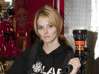 Lisa Kelly, Ice Road Truckers