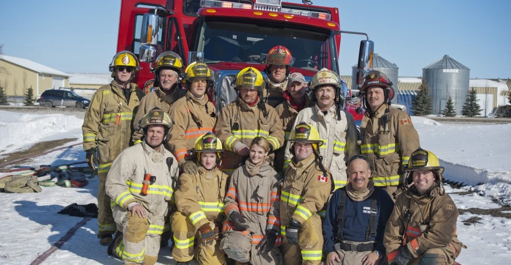 how to become a firefighter in manitoba