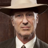 William Hurt as Frank Hamer