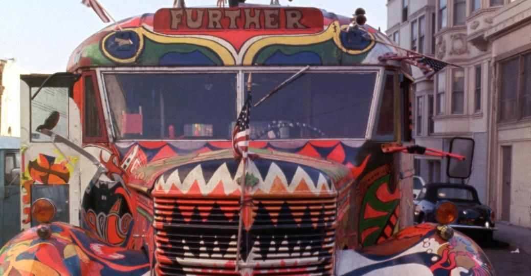 History Films, Magic Trip, Ken Kesey's Bus