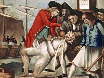 Tea Act - American Revolution - HISTORY.com