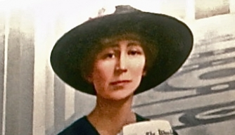 Congresswoman Jeannette Rankin